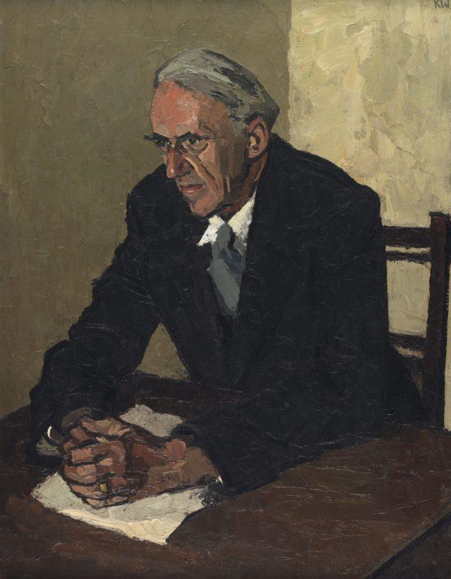 Dr. Llewellyn Wyn Griffith