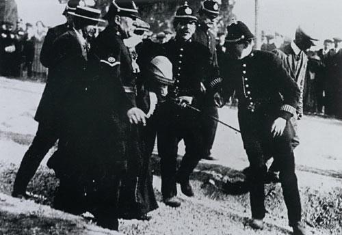suffragette llanystwmdwy